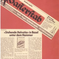 Baslerstab vom 18.04.1989