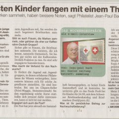 Basler Zeitung vom 19.05.2010