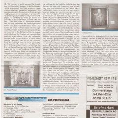 Stadt Tambour vom 24.05.2005 1/2