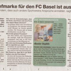 Basler Zeitung vom 18.05.2010